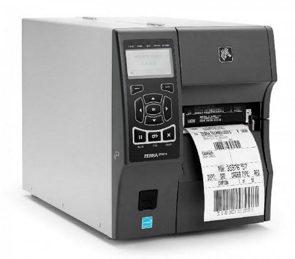 Стационарный принтер Zebra
